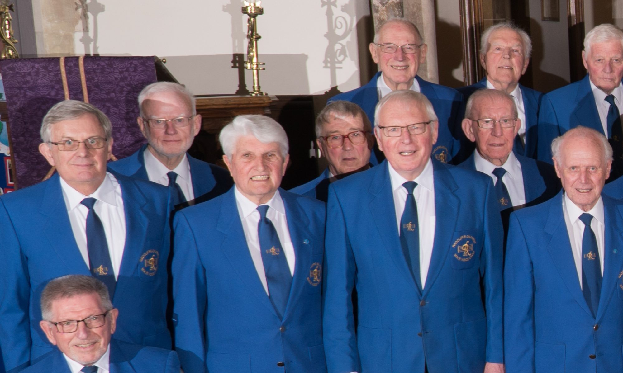 RADCLIFFE on TRENT MALE VOICE CHOIR